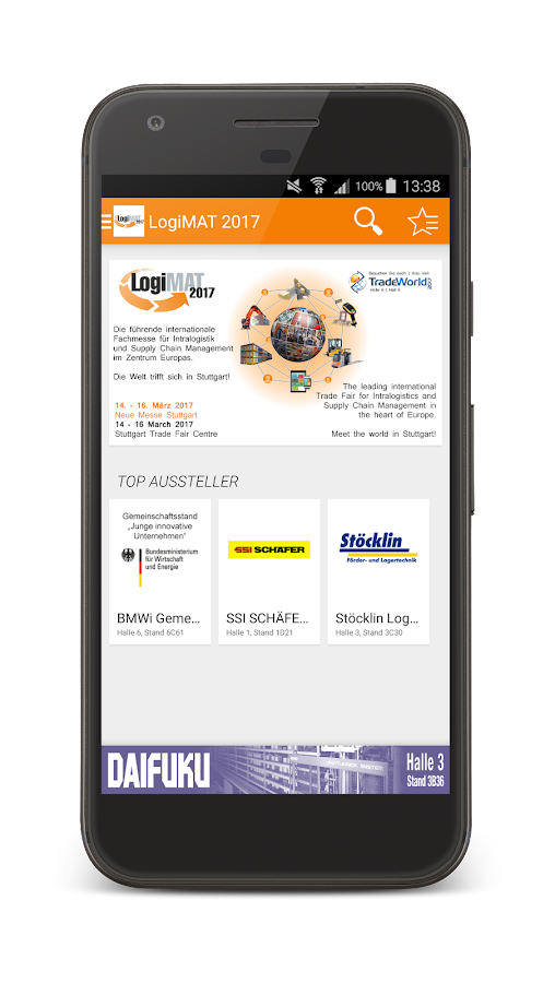 LogiMAT 2017- screenshot