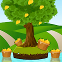 Golden Mango Tree icon