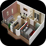 3D Small House Design 1.0