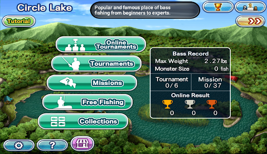 Bass 'n' Guide : Lure Fishing- screenshot thumbnail