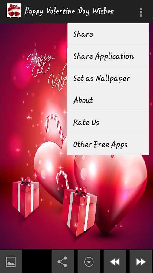 happy valentines day images screenshot - Happy Valentines Day Pictures Free