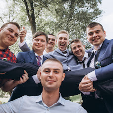 Wedding photographer Maksim Muravlev (murfam). Photo of 15.05.2018