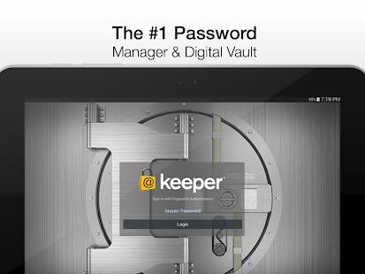 Keeper® Password Manager- screenshot thumbnail