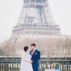 Wedding photographer Lena Kos (Pariswed). Photo of 15.03.2018