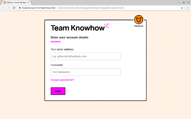 Cloud Storage from Team Knowhow - Chrome Web Store