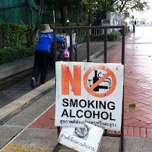 Photo: Bangkok, Thailand.  October 2012.