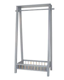 IN STOCK 2021-Clothes rail grey