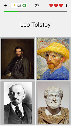 Famous People - History Quiz about Great Persons 3.0.0 Paidproapk.com 1