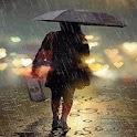 Rain Magic Live Wallpaper icon