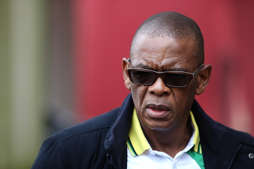 Magashule's secretary 'can't recall' why businessman was asked for R250k - TimesLIVE