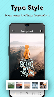Download Typo Style: Add text On Photo with Cool Font Style For PC Windows and Mac apk screenshot 2