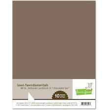 Lawn Fawn Cardstock - Chocolate Bar