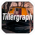 The Tillergraph: Canal Boating icon