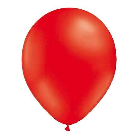 Ballonger - Röda