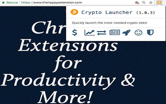 Crypto Launcher