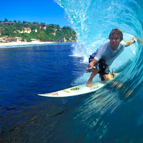 Bukit by Paul Kennedy - Sports & Fitness Surfing ( surfing, surfer, indiand ocean )