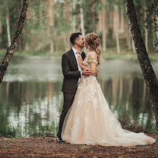 Wedding photographer Ieva Vogulienė (IevaFoto). Photo of 22.10.2018