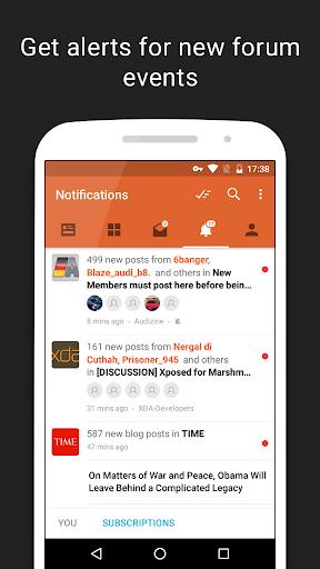 Tapatalk Pro - 100,000+ Forums  screenshots 3