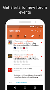 Tapatalk Pro - 100,000+ Forums - náhled