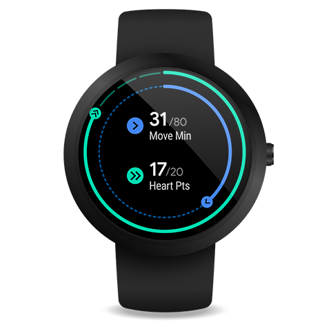 Google Fit screenshot 6