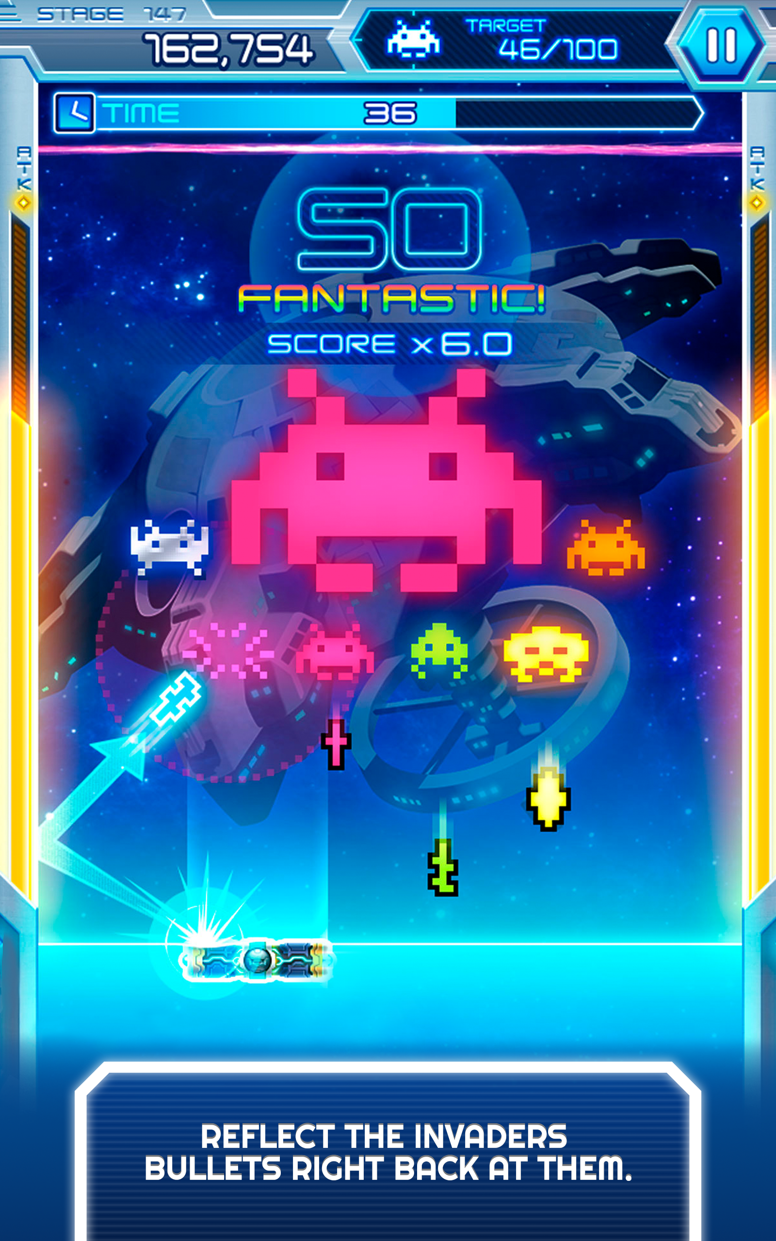 Arkanoid vs Space Invaders screenshot #7