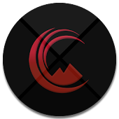 Azer Red Dark - Icon Pack