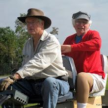 Photo: Doug Blodgett and Stu Marion    SWLS at HALS 2009-1107