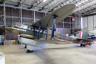 Photo: De Havilland DH-89A Dragon Rapide