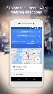 Google Maps Go – Directions, Traffic & Transit 4