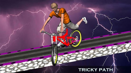 Download Impossible Bmx Stunts Racer 2017: Dangerous Tracks For PC Windows and Mac apk screenshot 6