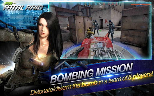 Fatal Raid - No.1 Mobile FPS 1.5.444 Screenshots 3
