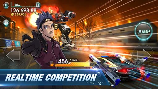 Viber Infinite Racer screenshot 3