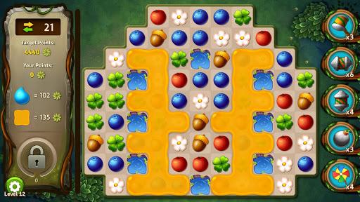 Mystery Forest - Match 3 Fun  screenshots 1