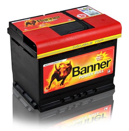 Banner Power Bull 12v 62Ah