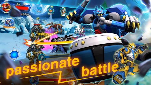 Armor Fighting King - Nozodome