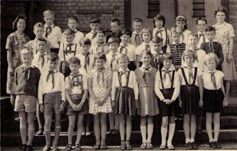 Photo: Klasse 4a 1964/65