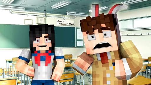Yandere MOD for Minecraft