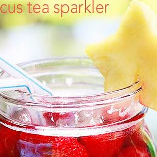Hibiscus Tea Sparkler