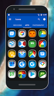 Aurum - Icon Pack Screenshot