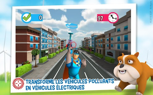 Cleanopolis VR Capture d'écran