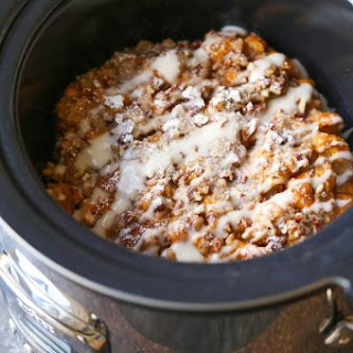 Slow Cooker Pumpkin French Toast