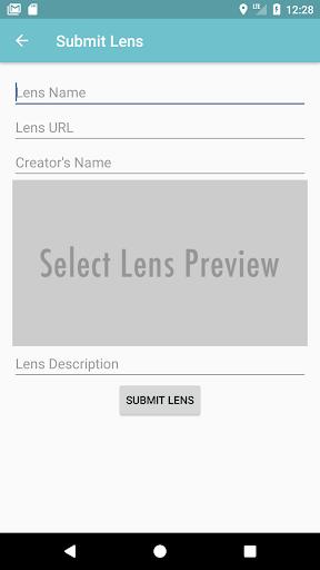 Real Lenses for Snapchat - RealLens 1.1 screenshots 2