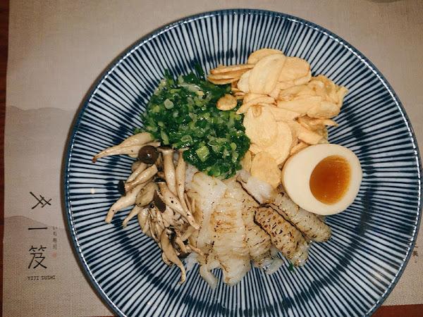 台中一笈壽司 YIJI SUSHI| 入口即化的比目魚丼飯