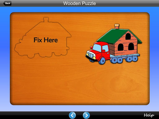 Wooden Puzzle Lite Version