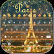 Paris Night Keyboard Themes APK