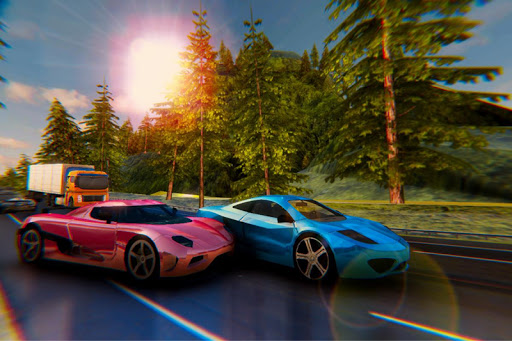 Car Racing Simulator 2019 : Multiplayer 1 3