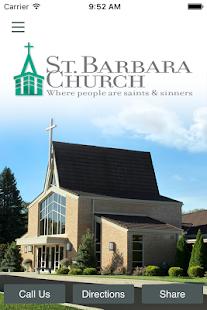 St. Barbara Church - náhled