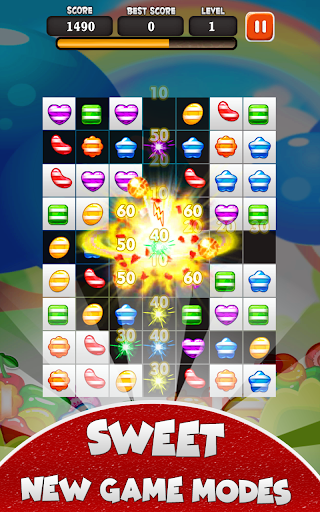 Crazy Candy Smash New Game 2020- Games 2020 android2mod screenshots 1