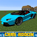 Cars Addon for MCPE Mod icon