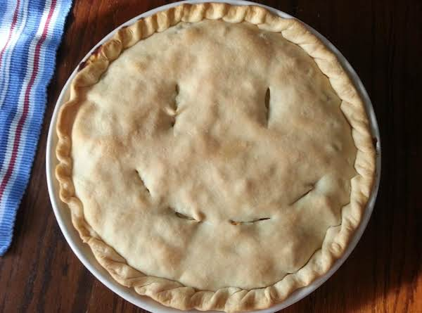 My Chicken Pot Pie Recipe